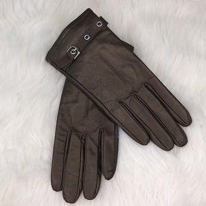 Merona Gunmetal Gloves